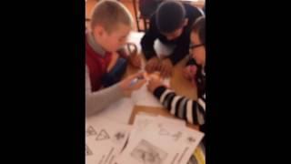 урок с элементами исследовательской работы в 5 классе по теме Треугольники