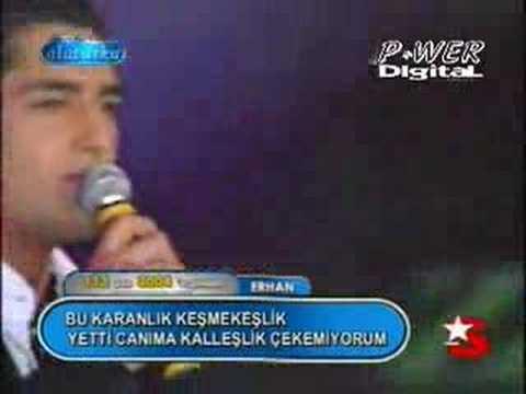 Popstar Erhan - Ah Istanbul Yasanmiyor