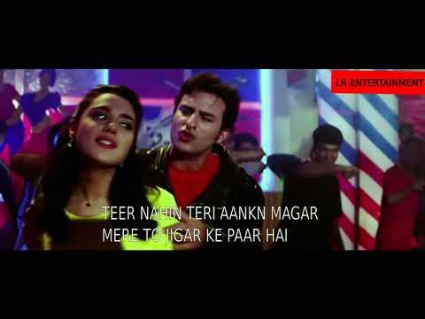 Lyrics - Jaane Man Jaane Ja    Kya Kehna   Preity Zinta & Saif Ali Khan