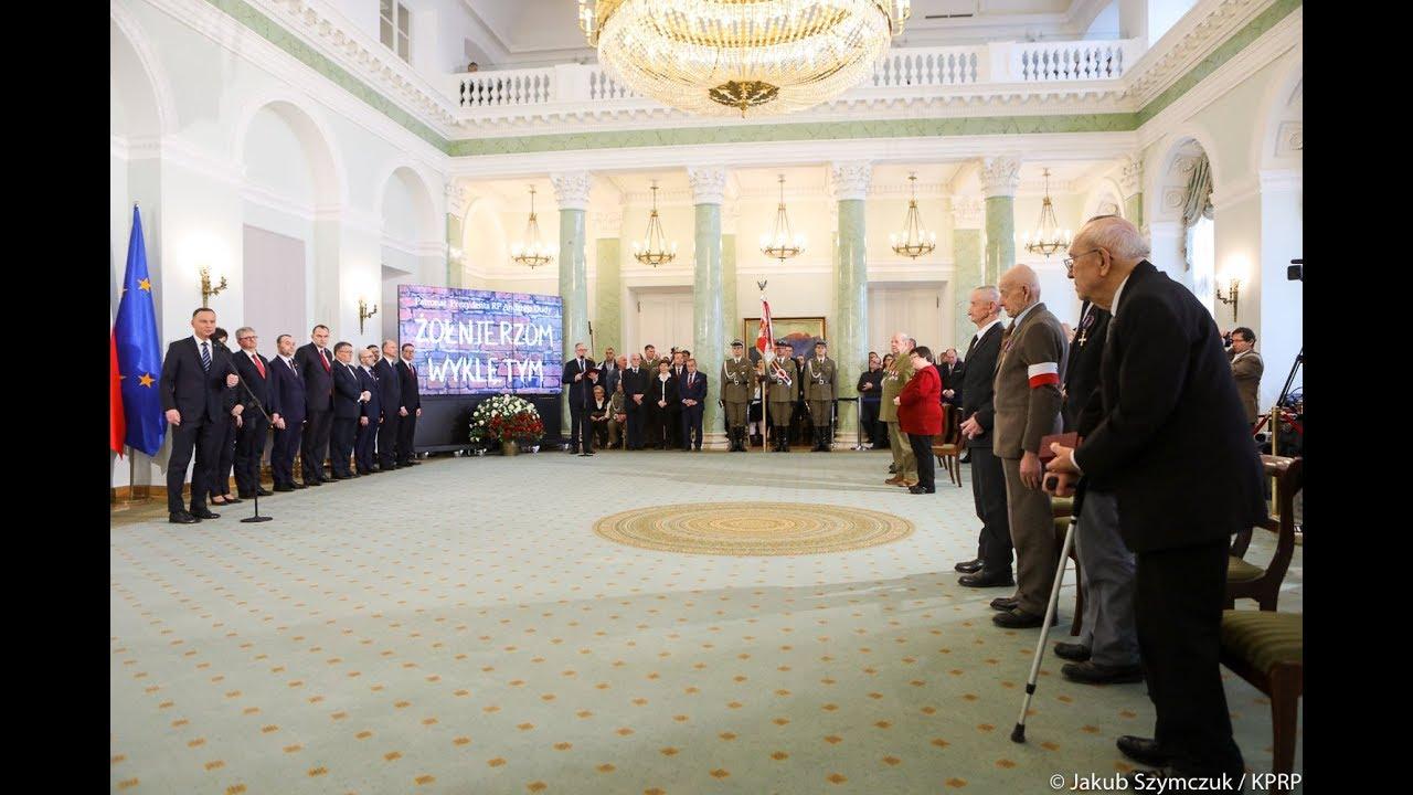 Zasłużeni dla niepodległości Polski uhonorowani