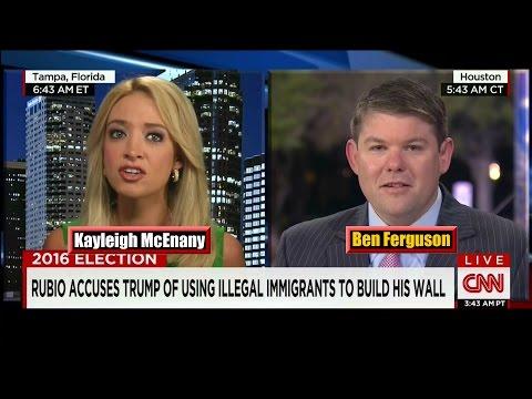 Ben Ferguson OWNS Kayleigh McEnany for Weak Defense of Donald Trump in GOP Debate