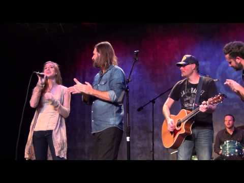 Mac Powell Country w/ Daughter Scout Live: Wake Me Up (Duluth, GA - 9/18/14)