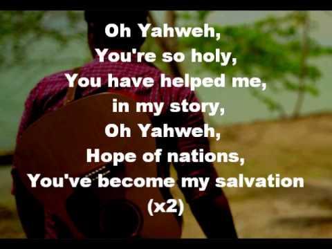 Hope Of Nations  Mikhail Shah with lyrics