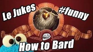 LoL - How to Bard ( ͡° ͜ʖ ͡°) - Bard Troll Montage