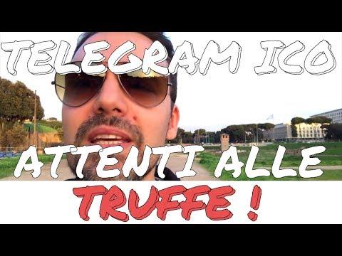 Telegram ICO (Gram): Attenti alle Truffe !