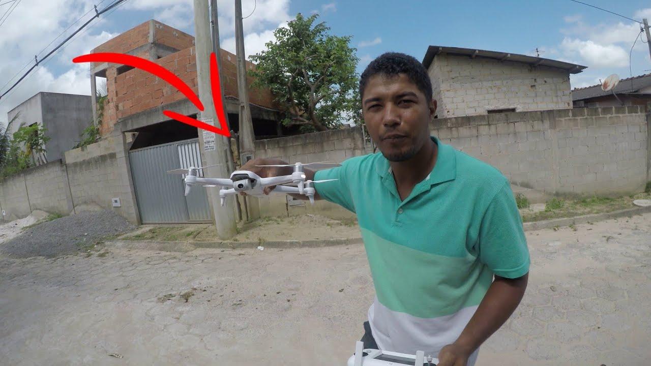 Drone xiaomi fimi A3 5.8G novo mascote do canal