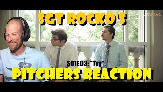 tvf pitchers   season 1 episode 3   reaction with subtitles audio fixed