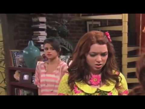Wizards Of Waverly Place 4x20 My Two Harpers