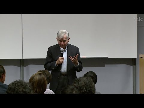 The 2017 Stavros Niarchos Foundation Lecture with Governor Michael Dukakis