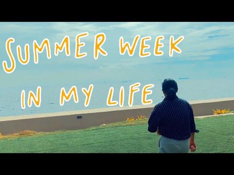 summer week in my life ☀️ thumbnail