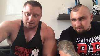 Strong Show Live - Na żywo