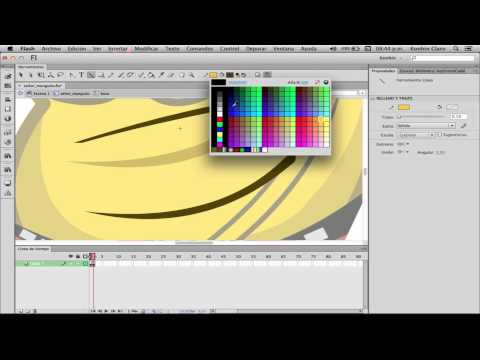 Curso De Animación Digital En Flash CS6 - 09.1 - Como Hacer Hablar Un Personaje