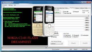 How to Flash Nokia C2-01 using BB5  Infinity Best Dongle .....  কিভাবে নোকিয়া মোবাইলে ফ্লাশ করতে হয়