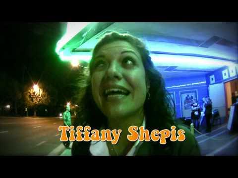 Tiffany Shepis promotes BPWE