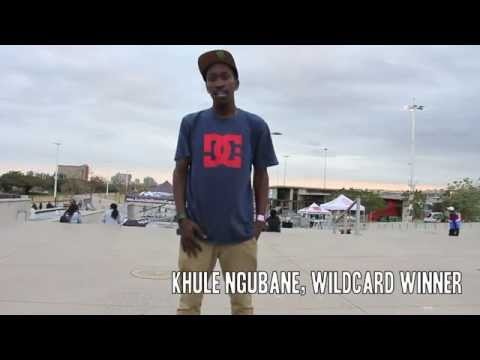 Khule Ngubane at KDC Grand Slam Durban