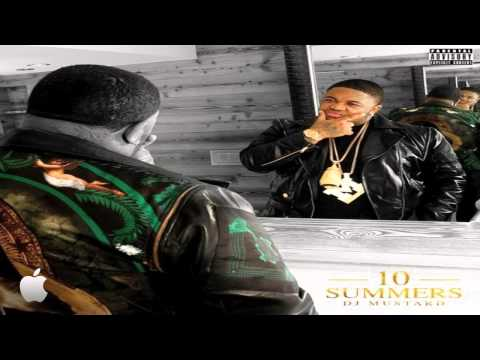 DJ Mustard  Face Down ft Lil Wayne, Big Sean, Lil Boosie & YG