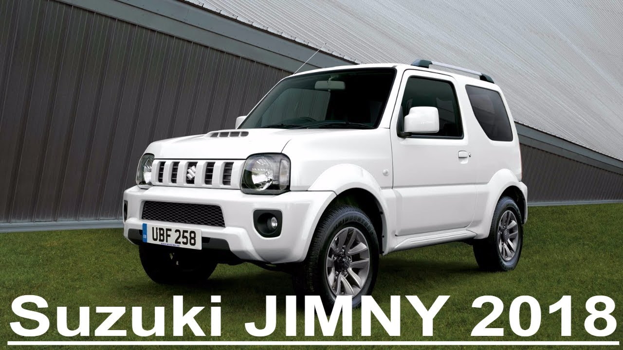 maruti suzuki jimny 2018 quick walkaround youtube. Black Bedroom Furniture Sets. Home Design Ideas
