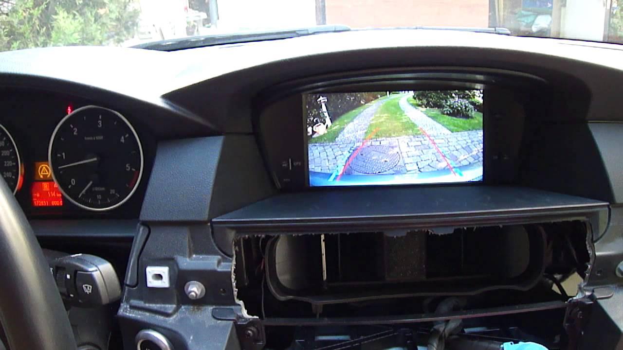 bmw e60 multimedia lcd gps usb sd tolat kamera. Black Bedroom Furniture Sets. Home Design Ideas