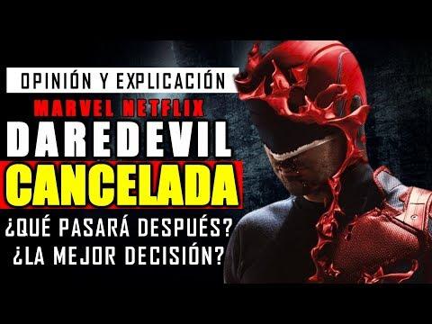 ¡MALAS NOTICIAS! Netflix cancela Daredevil y los planes de Marvel en el UCM ¿Película? Explicación