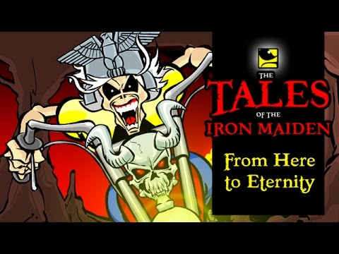 The Tales Of The Iron Maiden - FROM HERE TO ETERNITY