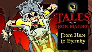 Gambar cover The Tales Of The Iron Maiden - FROM HERE TO ETERNITY