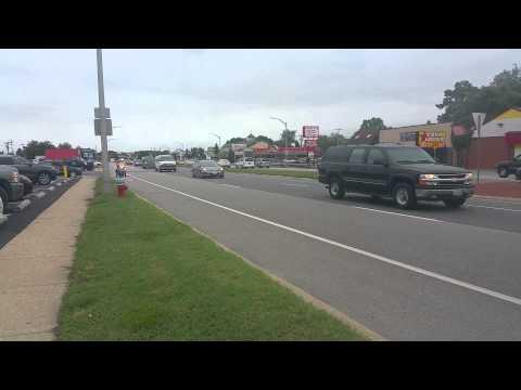 Beau Biden funeral procession
