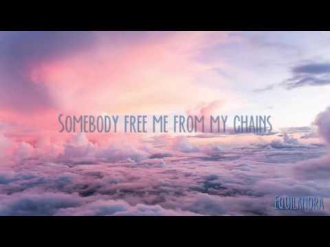 M83 ft. HAIM - Holes In The Sky (Lyrics)