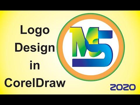 Best Logo Design in CorelDraw