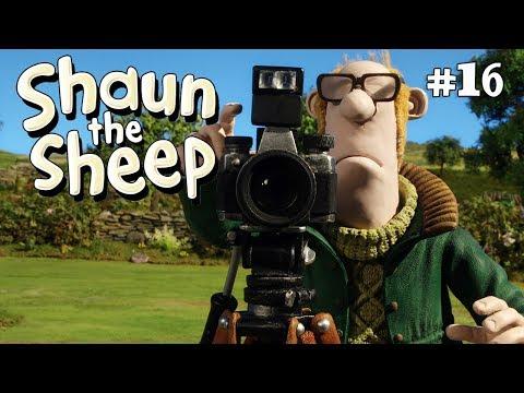Shaun the Sheep - Potret [The Snapshot]