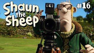 Video Shaun the Sheep - Potret [The Snapshot] download MP3, 3GP, MP4, WEBM, AVI, FLV Februari 2018