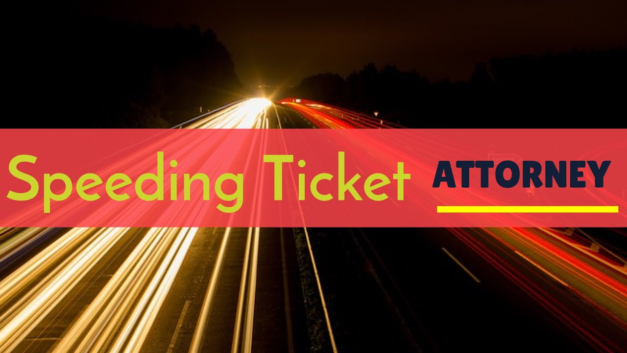 PA Traffic Ticket Lawyer Costs Speeding Ticket Attorney Fees PA