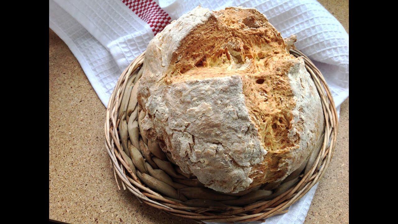 Хлеб без дрожжей без кефира в мультиварке рецепты пошагово 117