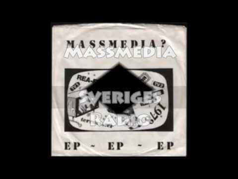 Massmedia - Sveriges radio - Svensk Punk  (1978)