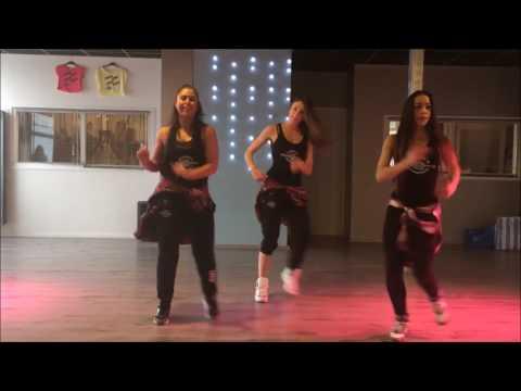 Dasoul   El No Te Da   Easy Fitness Dance Choreography