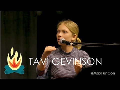 Tavi Gevinson  No One Knows Anything About Anything
