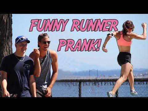 FUNNY RUNNER PRANK!