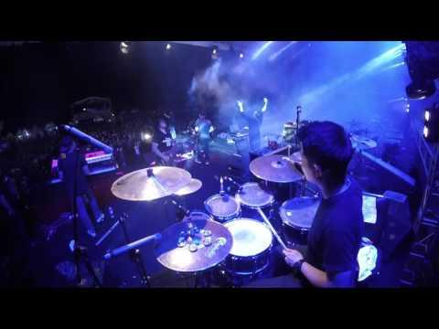 Teza Sumendra - Borju Live Cover (Drum Cam)