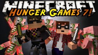 Minecraft Hunger Games : WHO AM I?!