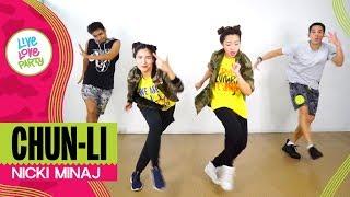 Chun-li by Nicki Minaj   Live Love Party™   Zumba®   Dance Fitness