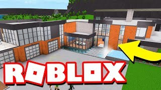 *BEST* MULTI MILLION DOLLAR MODERN MANSION ESTATE!! (Roblox Bloxburg)