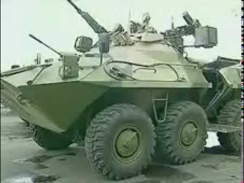BTR-90, Armoured Personnel Carrier