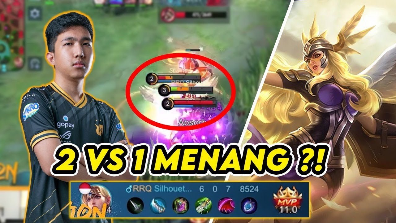 FIGHTER YANG JARANG DI PICK TAPI OP BANGET ! | MOBILE LEGENDS GAMEPLAY