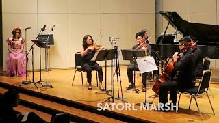 Xenoblade Chronicles Medley (LIVE) - piano and string quartet