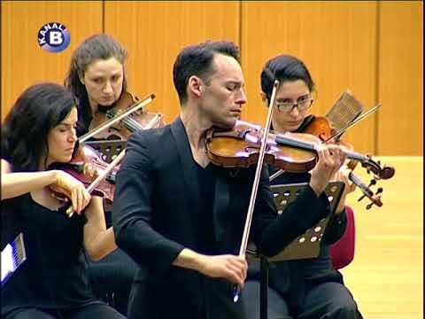 Orkestra Akademik Başkent 23 Mart 2018 Konseri Chikara Imamura & Linus Roth