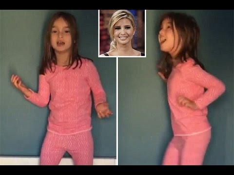 Ivanka's daughter Arabella sings 'PineapplePen' song !