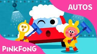 En el Autolavado | Autos | PINKFONG Canciones Infantiles