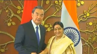 Trilateral talks between China, Russia, India in New Delhi are underway