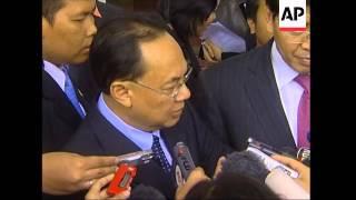 Thai FM visits, meets Indonesian leaders
