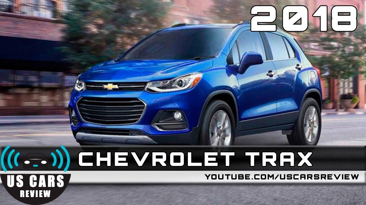 2018 Chevrolet Trax - YouTube