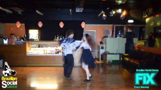 FIX   Clinton & Cristi in London   Brazilian Zouk